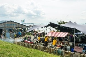 Festival op Pampus