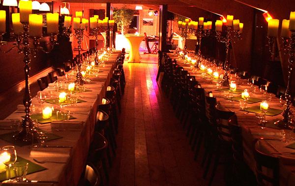 restaurant fort pampus